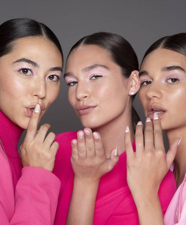 Foto: Existe un orden correcto a la hora de aplicar los cosméticos. (Imaxtree)