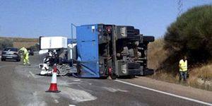 El verano acaba con 364 muertos en la carretera, la cifra más baja desde 1962