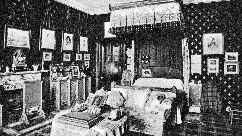 La habitación de Victoria y Alberto. (Cordon Press)