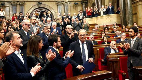 El coronavirus cierra el Parlament y retrasa los Presupuestos y las elecciones