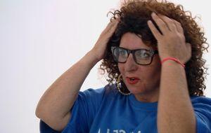 La 'jefa infiltrada' de esta semana se derrumba y rompe a llorar