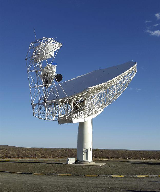 Foto: África tendrá el radiotelescopio más potente del mundo