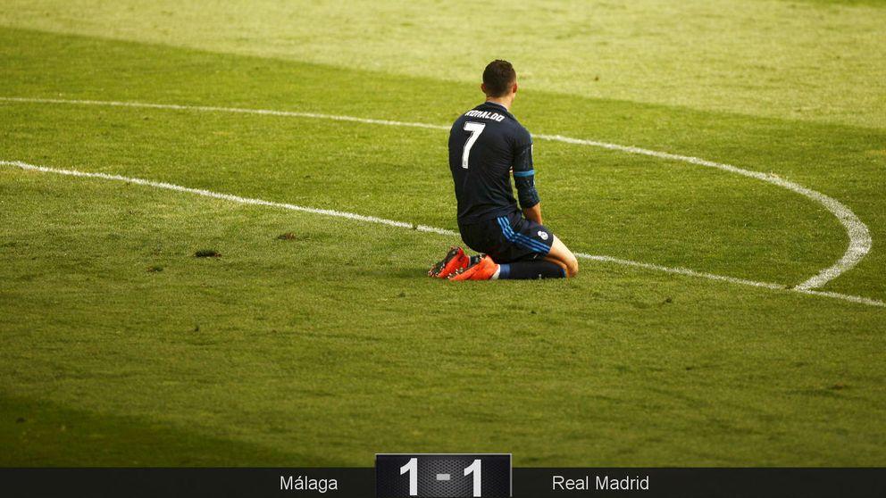 El Madrid no se hace respetar fuera del Bernabéu: ¡Adiós a la Liga, adiós!