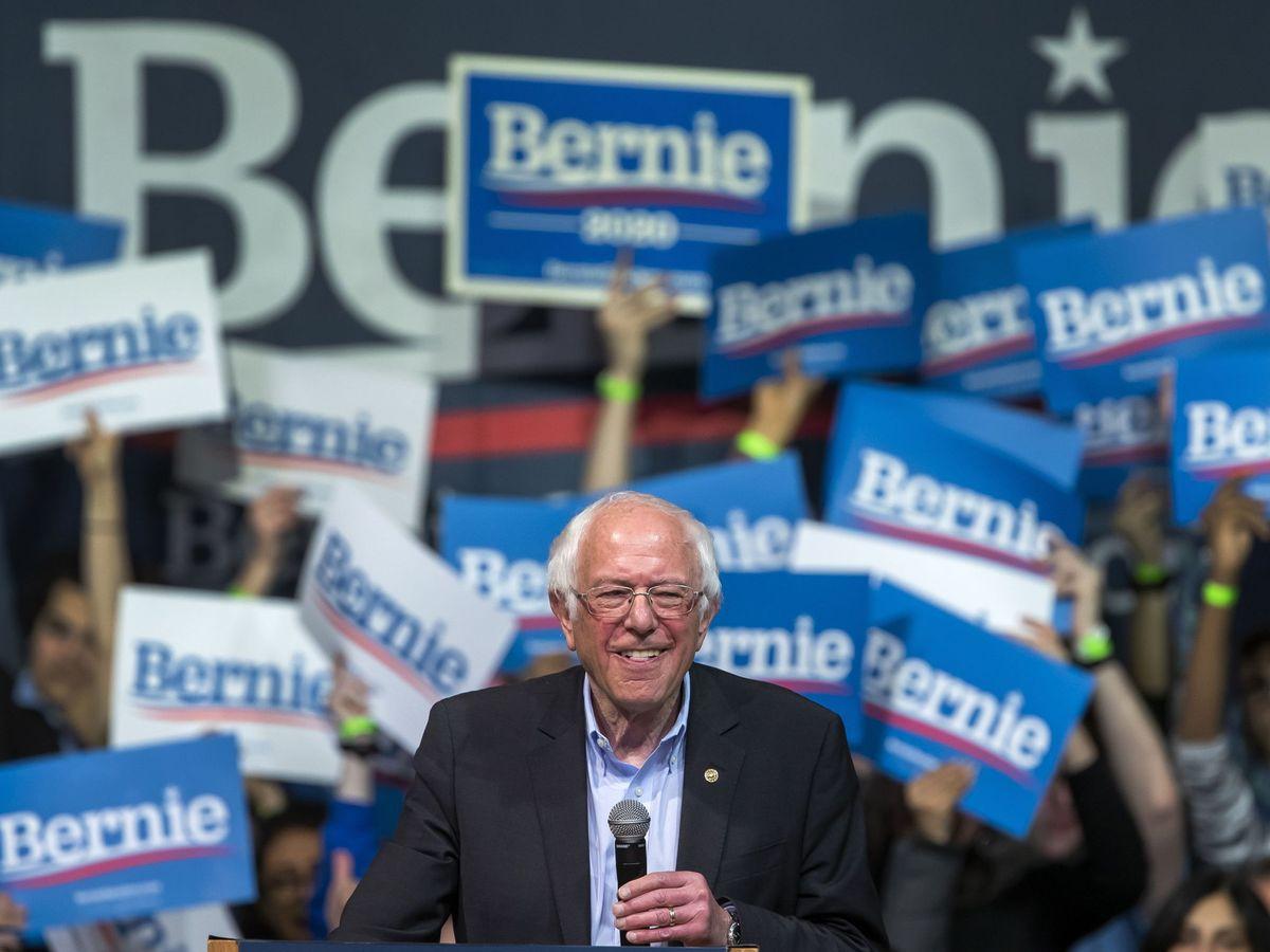 Foto: El senador Bernie Sanders. (EFE)