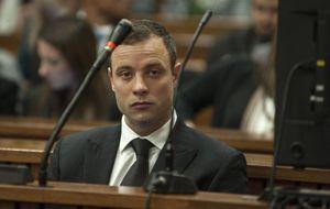 Oscar Pistoriuis, borracho y agresivo en una pelea