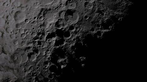 La superficie de la Luna se formó por el impacto de grandes meteoritos