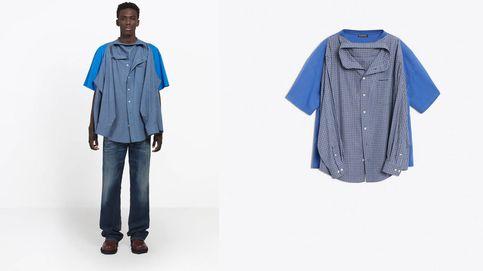 La camiseta-camisa de 950 euros de Balenciaga que ha roto internet