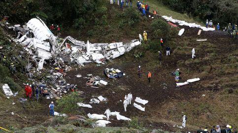 El avión del Chapecoense no tenía combustible cuando se estrelló