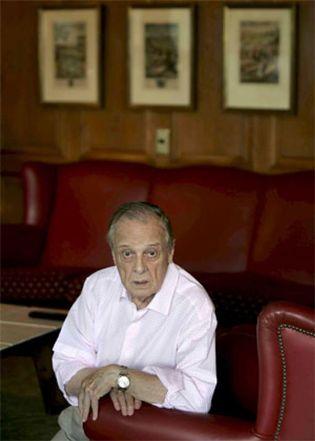 Foto: Sabino Fernández Campo, el hombre que respetaba a la prensa