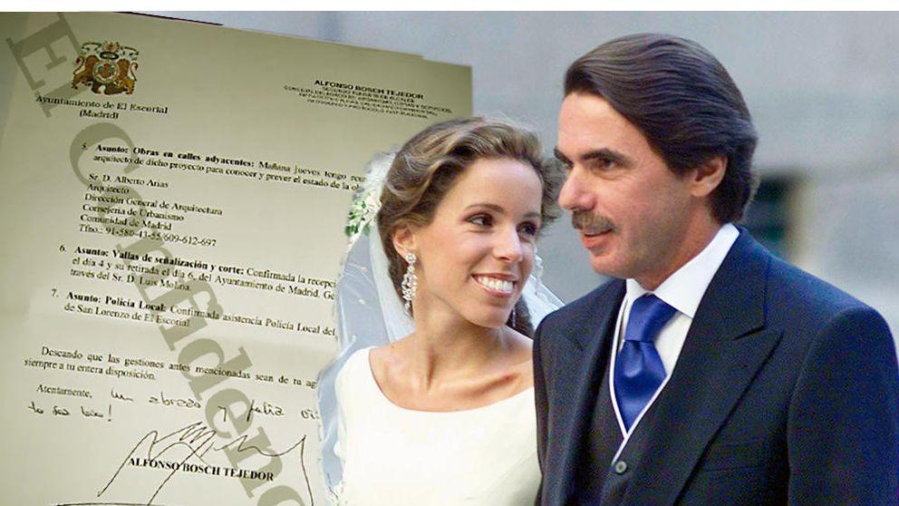 Carmena y PSOE no llevarán la boda de Ana Aznar a la comisión de corrupción