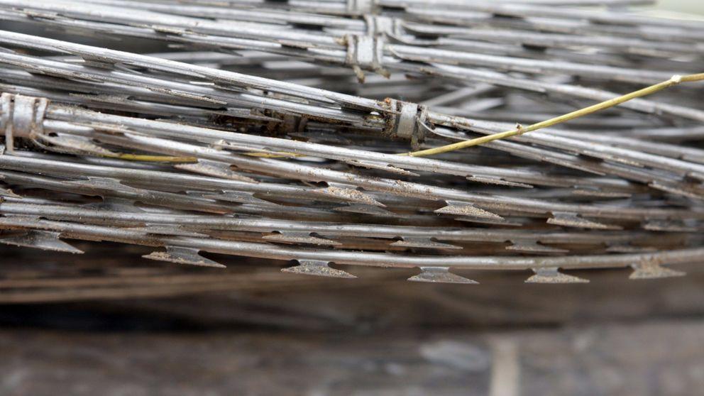 La retirada de las concertinas de las vallas empezará antes de fin de mes