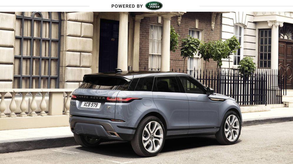 Foto:  Nuevo Range Rover Evoque.
