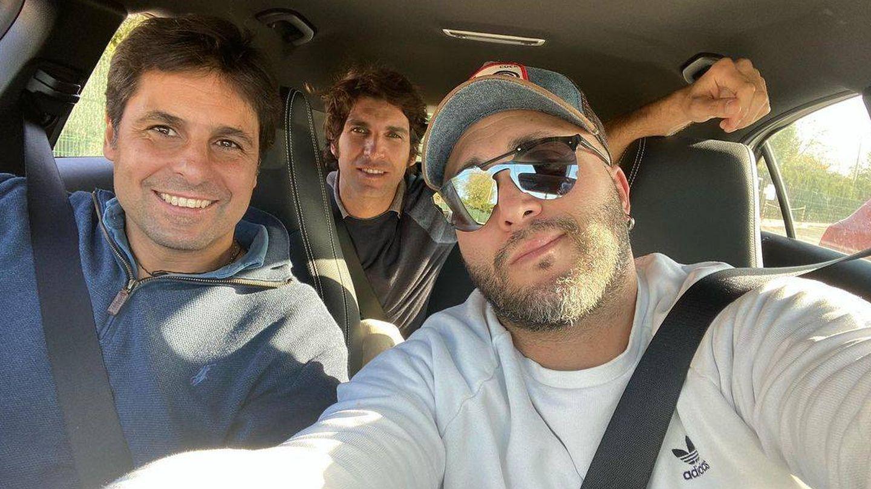 Kiko Rivera se ha acercado nuevamente a sus hermanos Francisco y Cayetano. (Cortesía)