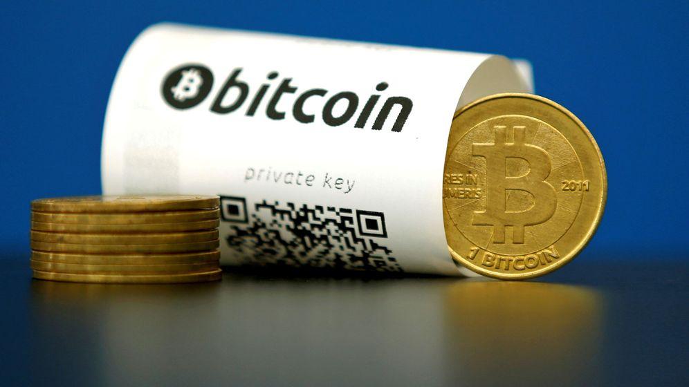 Foto: 'Bitcoin'. (Reuters)