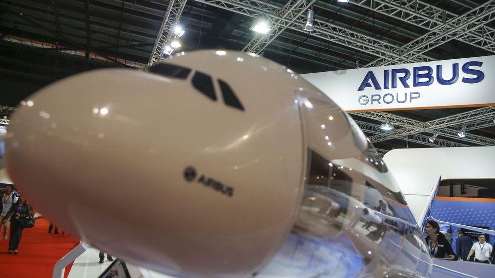 Airbus gana un 15% más y su cartera de pedidos supera el billón de euros