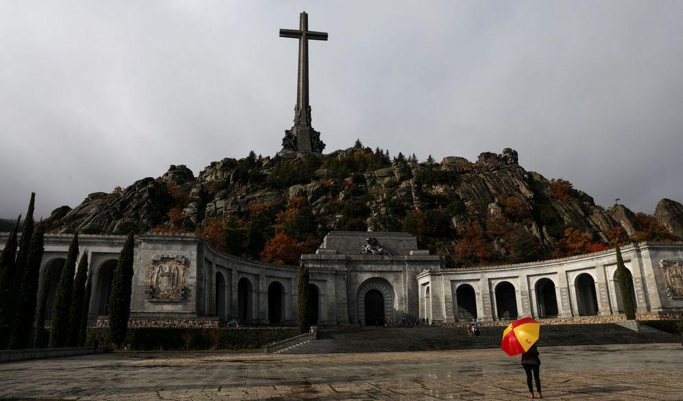 Foto: Una imagen del Valle de los Caídos. (Reuters)