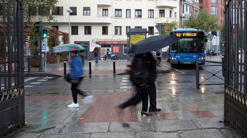 Las tormentas ponen en alerta a 16 provincias durante el fin de semana