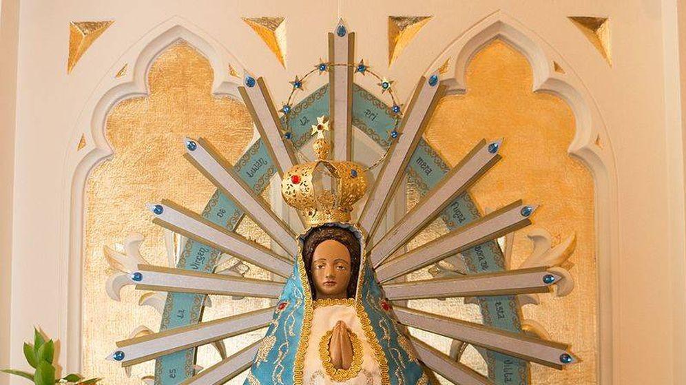 Foto: Nuestra Señora de Luján. Foto: CC