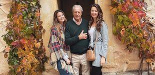 Post de Isabelle Junot, turismo con su padre y su hermana entre preparativos de boda