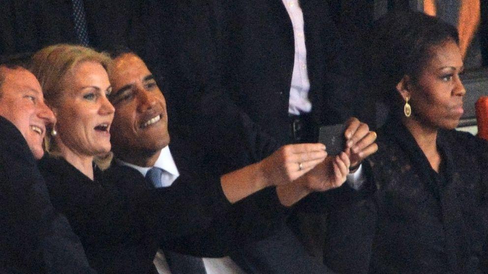 'Selfi' es la palabra del año