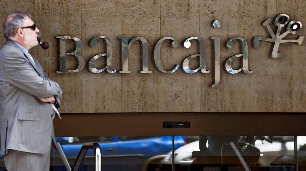 Foto: Imagen de la antigua sede de Bancaja en la calle Pintor Sorolla de Valencia. (EFE)