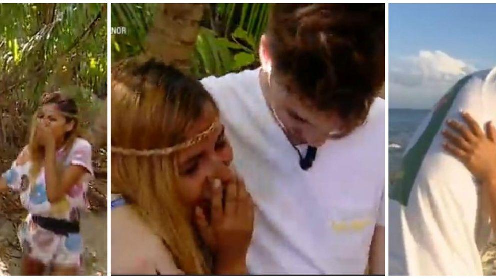 'Supervivientes' - El tuku taka entre Chabelita y su novio en Honduras
