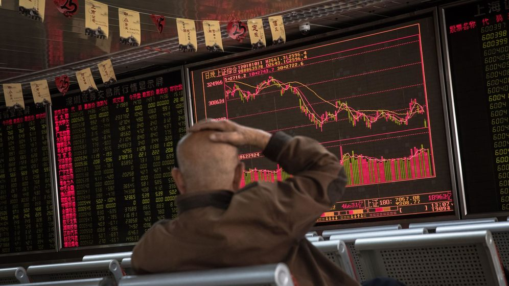 Foto: El mercado cotiza sumido en el pesimismo. (Foto: Reuters)