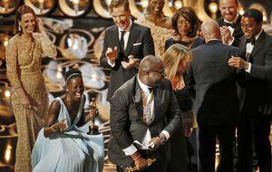 Los Oscar revisan su pasado y coronan a '12 años de esclavitud'