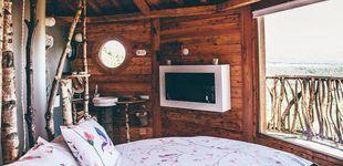 Post de Cabañas en los árboles: cuatro opciones ('rural chic') para dormir como Tarzán