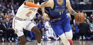 Post de Luka Doncic, el novato que no lo es: más minutos en la NBA que en el Real Madrid