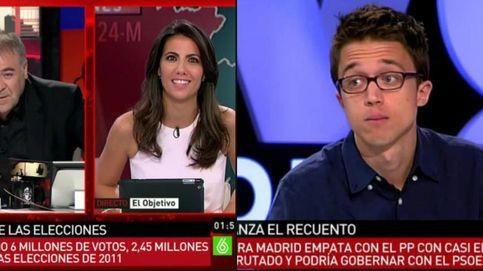 La Sexta 'crucifica' al PP  en la noche electoral pese a ser entregada por Rajoy a Planeta