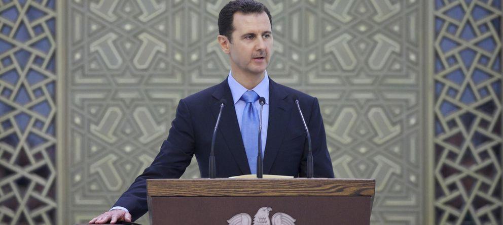 Foto: Bashar Al Assad, presidente de Siria (Reuters)