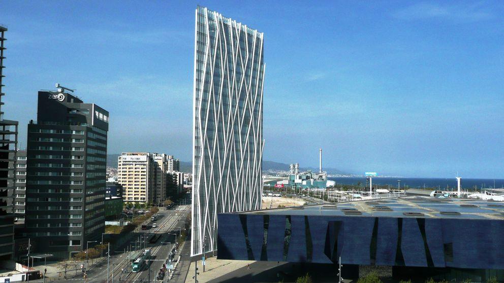 La Torre Telefónica de Barcelona, adjudicada a AXA por 107 millones
