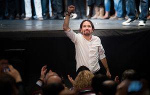 """Iglesias y el PSOE, a la gresca por la paternidad del """"pásalo"""" del 11-M"""
