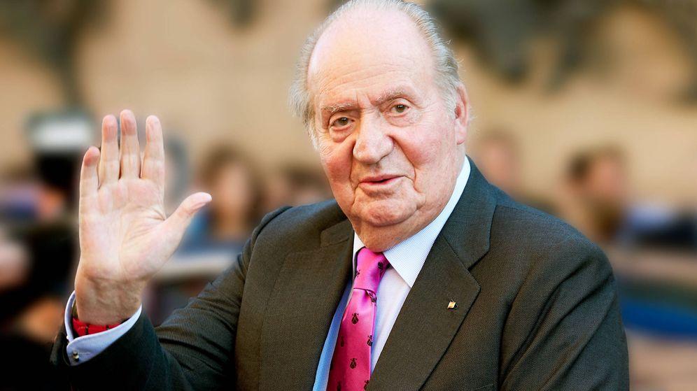 Foto: El rey Juan Carlos, en una foto de archivo. (Getty)