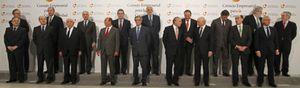 Foto: El G-17 remite a Moncloa un documento para la reforma del mercado laboral
