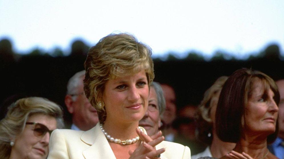 Foto: La princesa Diana en una imagen de archivo. (Getty)