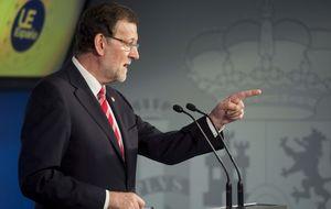Rajoy, ya sin Rubalcaba,  planea cambios en el CNI, BEI y RTVE