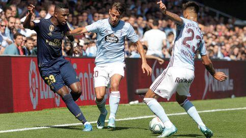 La insólita titularidad de Vinicius, el delantero que menos gusta a Zidane