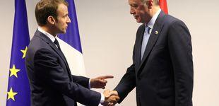 Post de Coordenadas | Emperador contra sultán: la fructífera enemistad Macron-Erdogan