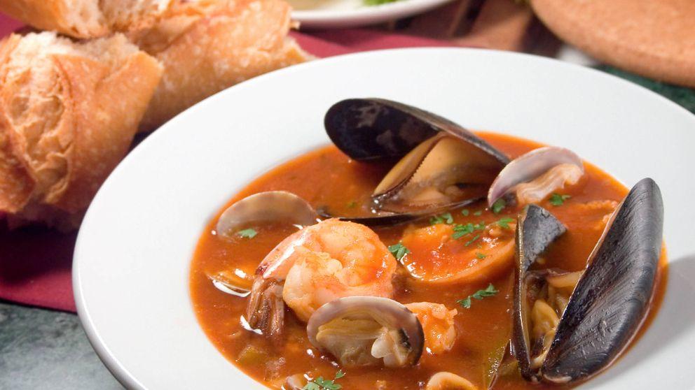 Los trucos para que te quede bien una sopa de pescado