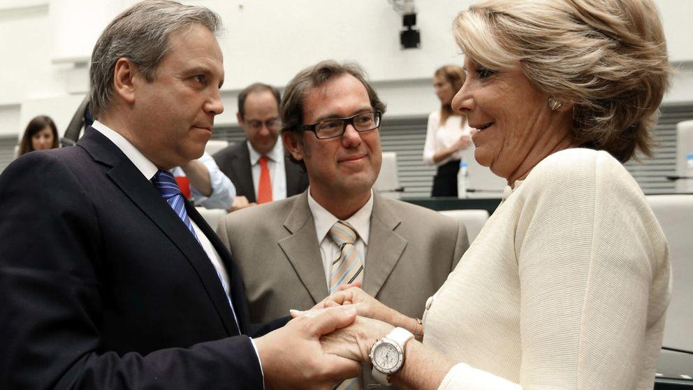 Carmena hace concesiones al PSOE para evitar un 'tamayazo' en diferido'