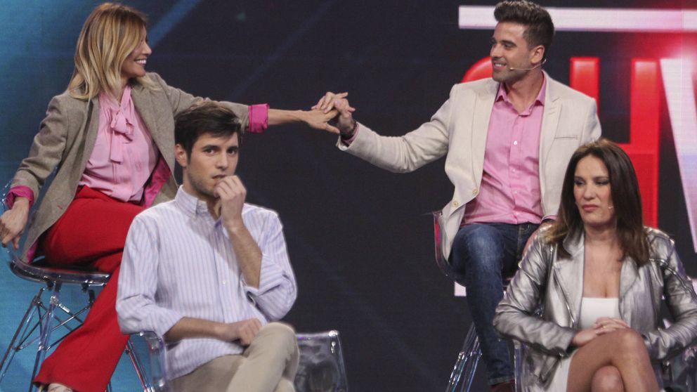 Así demuestran Ivonne Reyes y Sergio Ayala su amor tras las cámaras de 'GH VIP 5'