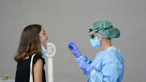 Sanidad registra 6.418 casos de coronavirus, 108 muertes y la incidencia cae a 173,78  puntos