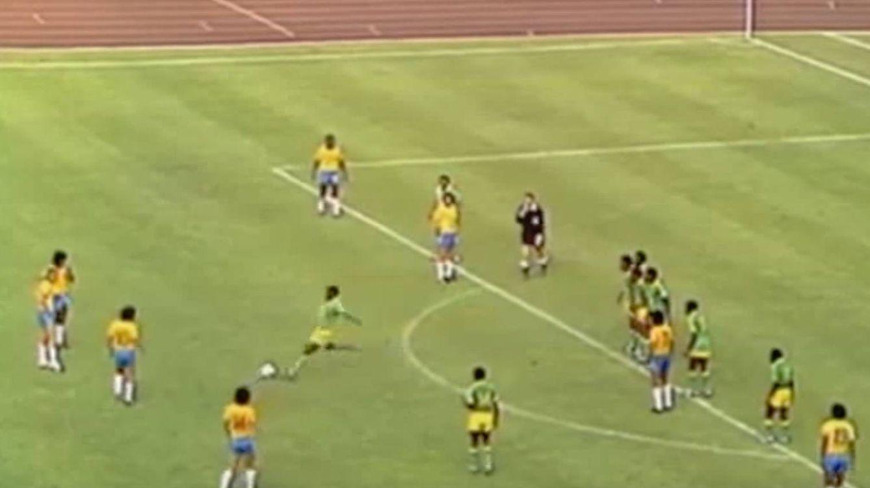 Mwepu Ilunga: se cumplen 45 años de la jugada más loca de los Mundiales