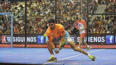Juan Martín y Maxi Sánchez se salvan por los pelos y se meten en semifinales