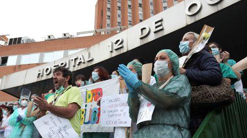 Hay menos ingresados y menos urgencias: los hospitales ya empiezan a respirar