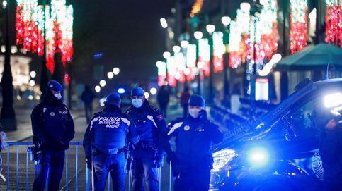 La Nochevieja deja 185 fiestas ilegales en casas en Madrid y dos locales con sobreaforo