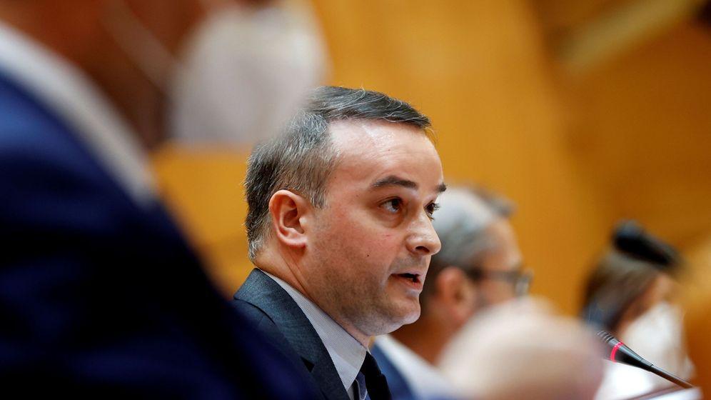 Foto: El jefe de gabinete del presidente del Gobierno, Iván Redondo. (EFE)