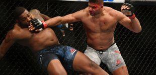 Post de UFC Las Vegas 9: el brutal KO de Alistair Overeem a un resistente Augusto Sakai